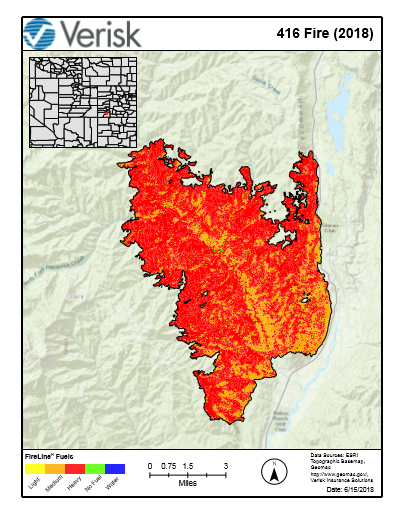 416 Fire S Spread Resumes As Dry Conditions Build Visualize