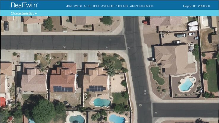 Realtwiin Aerial Imagery