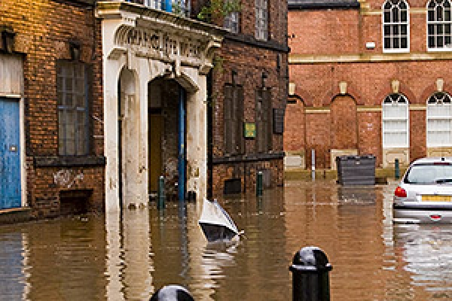 On Higher Ground: Predicting Flood Costs in the UK