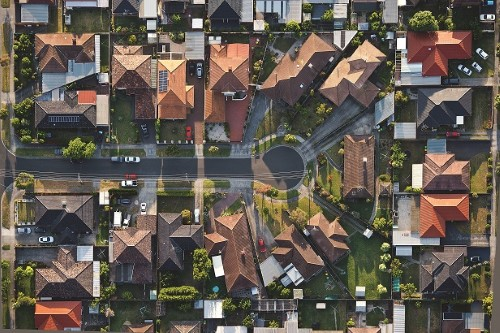 Aerial imagery delivers comprehensive data on all aspects of a building's exterior