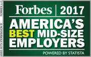 Forbes America's Best Mid-Size Employers