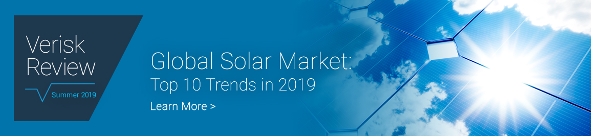 Global Solar Market: Top 10 Trends in 2019