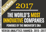 Forbes 2017 World's Most Innovative Companies