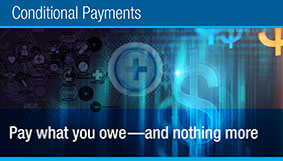 Conditional Payments flyer