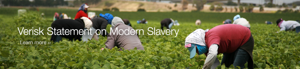 Statement on Modern Slavery
