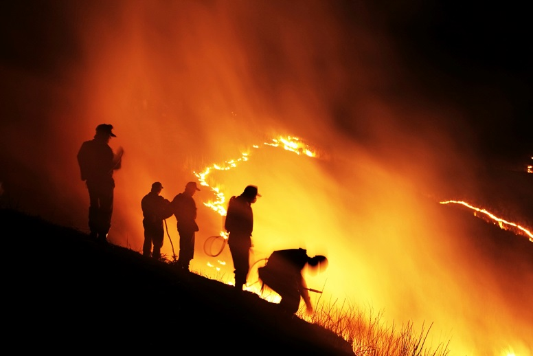 Human ignited wildfires a growing problem