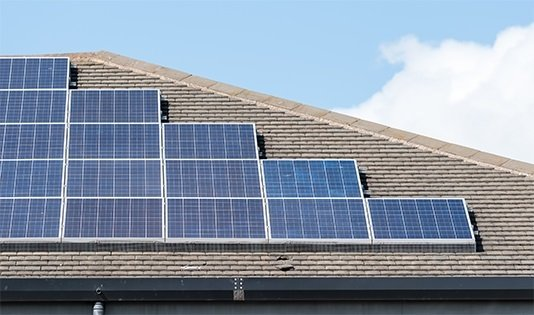 solar panels benefit the environment, but can pose a fire hazard